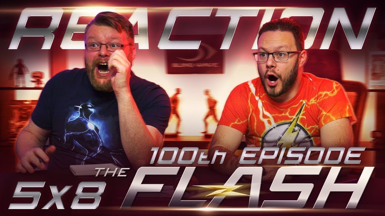 The-Flash-5×8-REACTION-Whats-Past-Is-Prologue-100th-Episode-attachment
