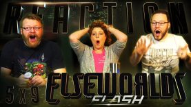 "The Flash 5×9 REACTION!! ""Elseworlds, Part 1"" – Blind Wave"