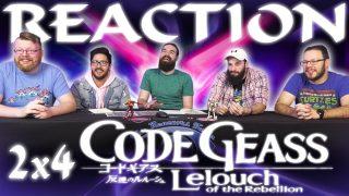 Code Geass 2×4