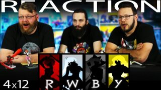 "RWBY Volume 4 Chapter 5 REACTION!! ""Menagerie"" – Blind Wave"