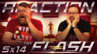 The-Flash-5×14-REACTION-Cause-and-XS-attachment