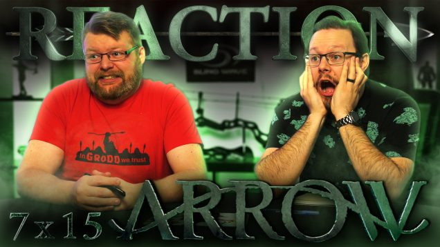 Arrow 7×15 Reaction Thumbnail