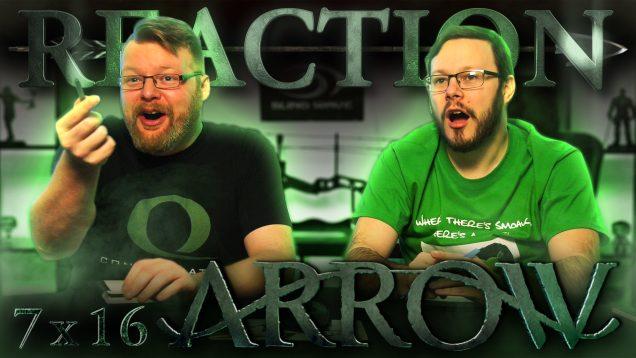 Arrow 7×16 Reaction Thumbnail