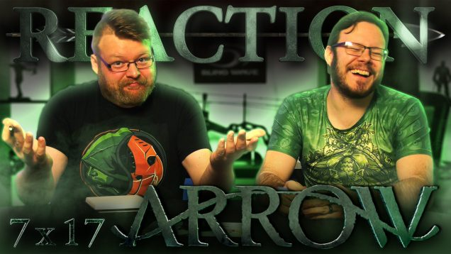 Arrow 7×17 Reaction Thumbnail
