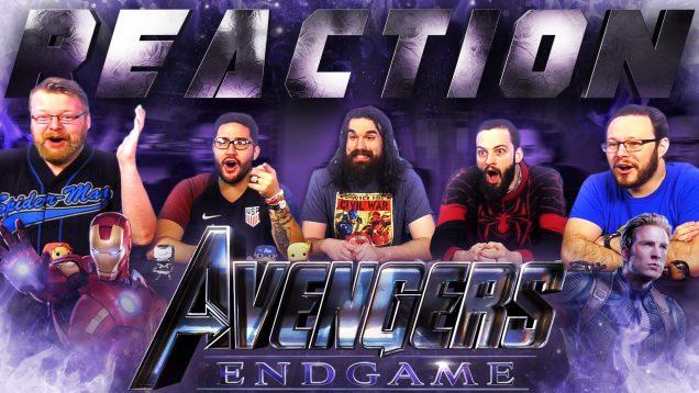Avengers Endgame Trlr 2 Thumbnail