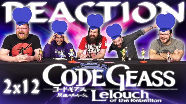 Code Geass 2×12
