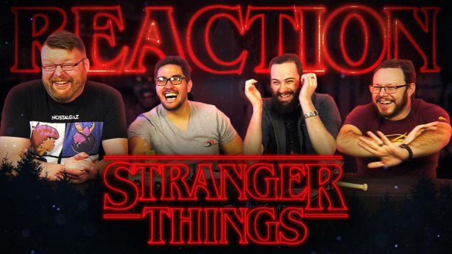Stranger Things 3 Trailer THUMBNAIL