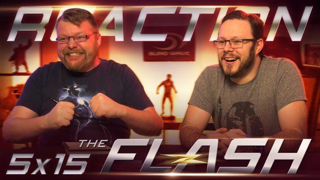 The Flash 5×15 Thumbnail