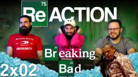 "Breaking Bad 2×2 REACTION!! ""Grilled"""