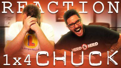 Chuck 1×4 Reaction EARLY ACCESS