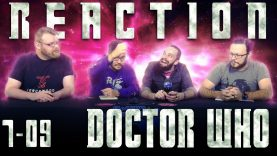 Doctor Who 7×9 Reaction EARLY ACCESS