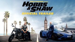 Hobbs & Shaw (Official Trailer) REACTION!!