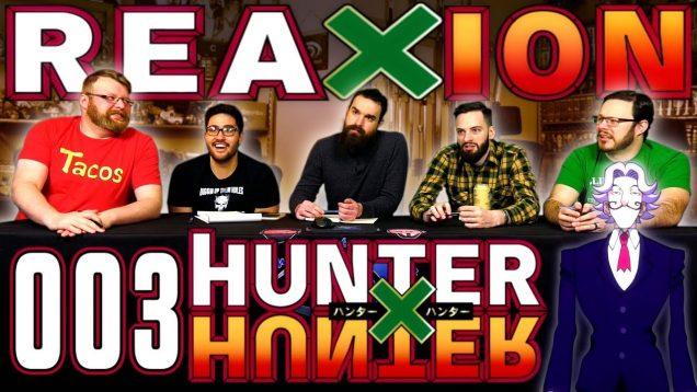 Hunter x Hunter #3 Reaction EARLY ACCESS