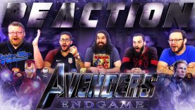 Marvel Studios' Avengers: Endgame – Official Trailer Reaction