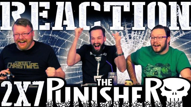 Punisher 2×7 REACTION!!! Early Access