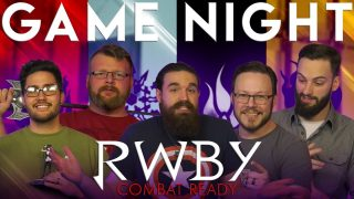 RWBY: Combat Ready Game Night EARLY ACCESS