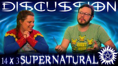 Supernatural 14×3 Discusssion