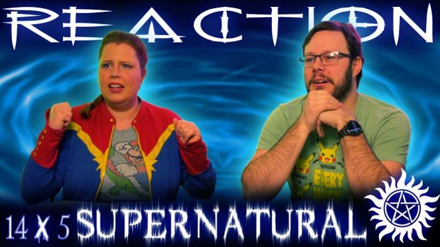 Supernatural 14×5 Reaction