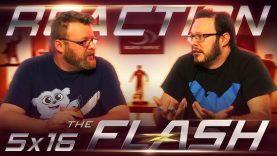The Flash 5×16 Reaction