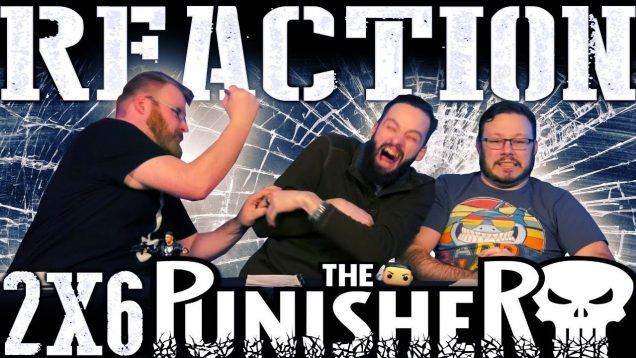 The Punisher 2×6 Reaction EARLY ACCESS
