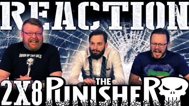 The Punisher 2×8 Reaction EARLY ACCESS