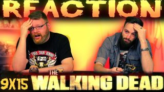 The Walking Dead 9×15 Reaction