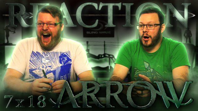 Arrow 7×18 Reaction Thumbnail