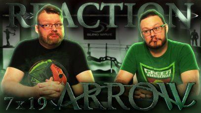 Arrow 7×19 Reaction Thumbnail