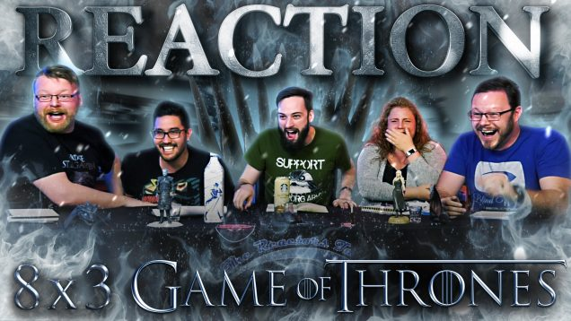 Game of Thrones 8×3 Reaction THUMBNAIL