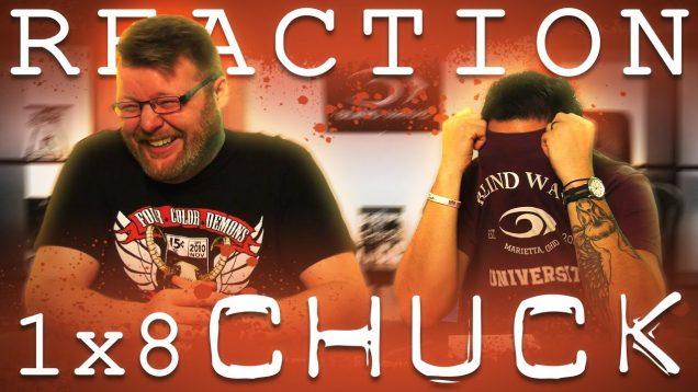 Chuck 1×8 Reaction EARLY ACCESS