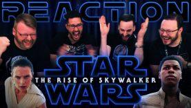 Star Wars: Episode IX – Teaser Reaction