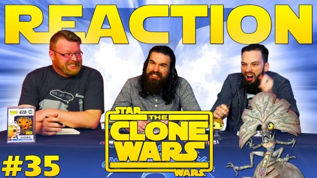 Star Wars: The Clone Wars #35 Reaction EARLY ACCESS