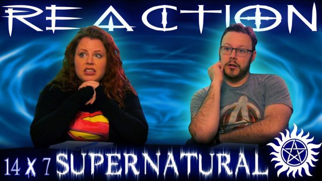 Supernatural 14×7 Reaction EARLY ACCESS