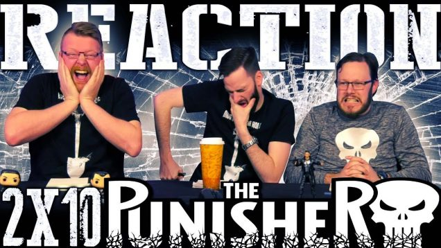 The Punisher 2×10 Reaction EARLY ACCESS