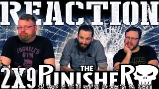 The Punisher 2×9 Reaction