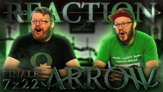 Arrow 7×22 Reaction Thumbnail