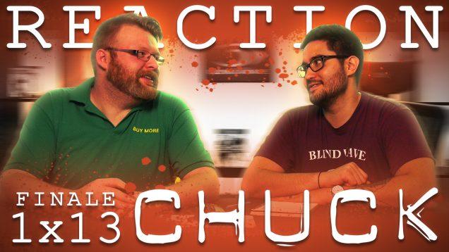 Chuck 1×13 Thumbnail