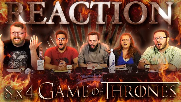 Game of Thrones 8×4 Reaction THUMBNAIL