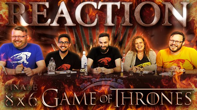 Game of Thrones 8×6 Reaction THUMBNAIL