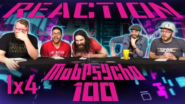 Mob Psycho 100 1×4