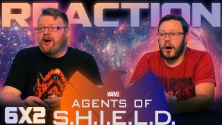 Agents of Shield 6×2 Reaction