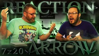 Arrow 7×20 Reaction