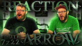 Arrow 7×22 Reaction
