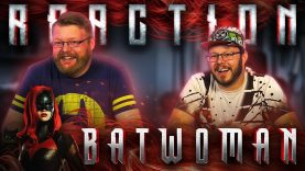Batwoman First Look Trailer Reaction