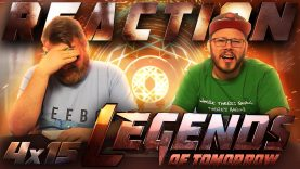 Legends of Tomorrow 4×15 Reaction