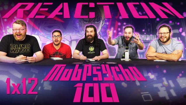 Mob Psycho 100 1×12
