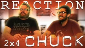 Chuck 2×4 Reaction EARLY ACCESS