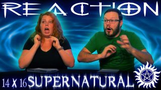 Supernatural 14×16 Reaction EARLY ACCESS