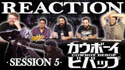 Cowboy Bebop Session 5