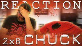 Chuck 2×8 Reaction EARLY ACCESS
